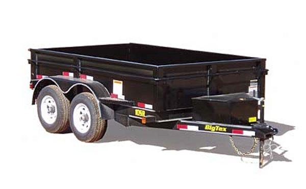 Trailer, Dump Hydraulic