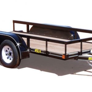 Trailer, 6' x 12' Flat Bed