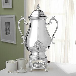 Urn, Coffee-Silver