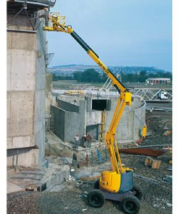 Lift, Boom Lift Self Propelled 52'