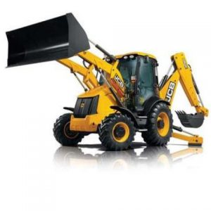Backhoe, Full Size 14' JBC 74hp 4WD