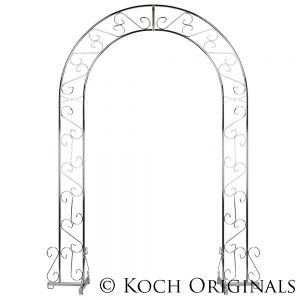Arch (Standard-Silver or Wrought Iron)