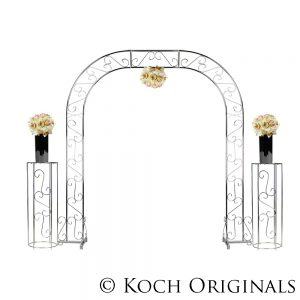 Arch Extended (SILVER or WROUGHT IRON)