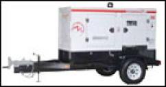 Generator, Trailer Mount