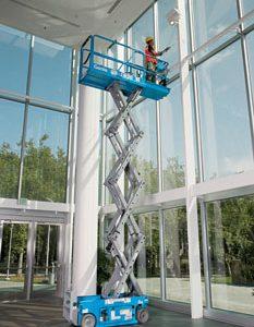 Lift, Scissor - Man DC Electric 19'- 40' Lift