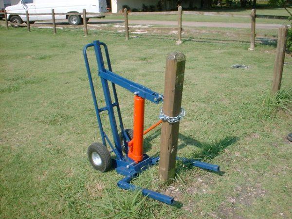 Puller, Post Hydraulic