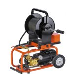 Snake, Water Jet - Electric Jetter