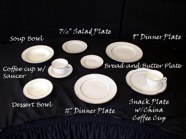 China Bowl (Dessert)