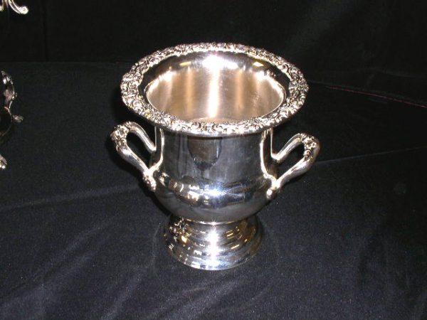 Ice Bucket (Silver)