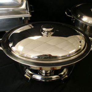 Chafer (4 Quart Oval)