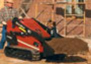 Skid Steer, Mini-Walkbehind/Stand-On Tractor