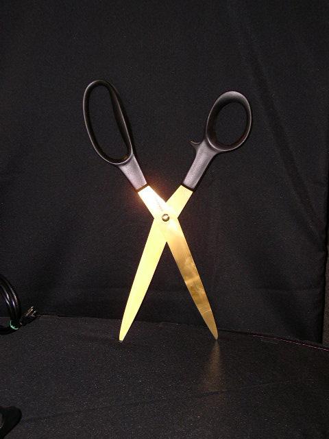 Scissors, Ceremonial (Grand Opening) Scissors